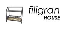 filigran HOUSE - Łóżko Domek